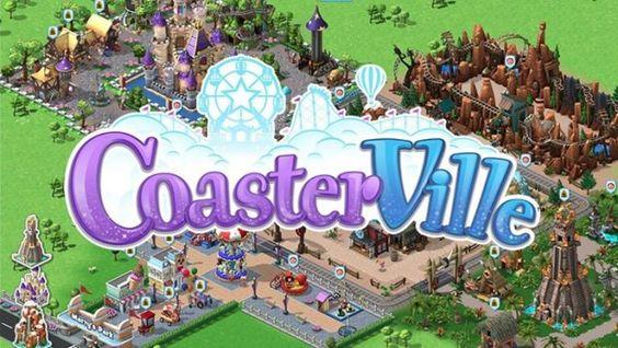 Coaster Ville Hack