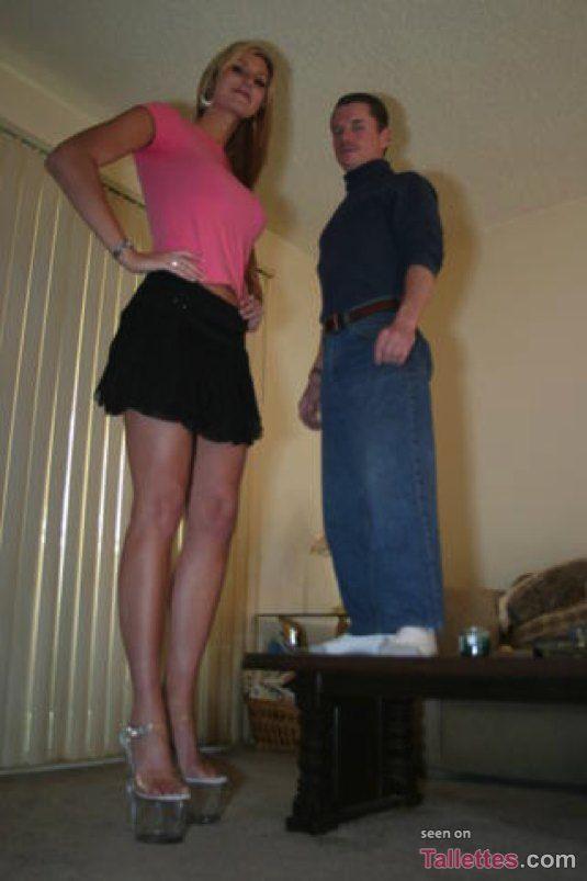 Tallest womens in porn