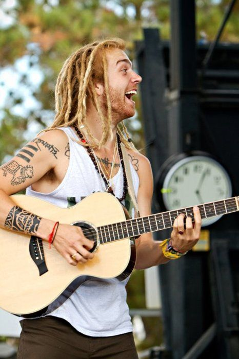 Trevor Hall.  If you're ever having a bad day, this man's music can and will put a smile on your face.