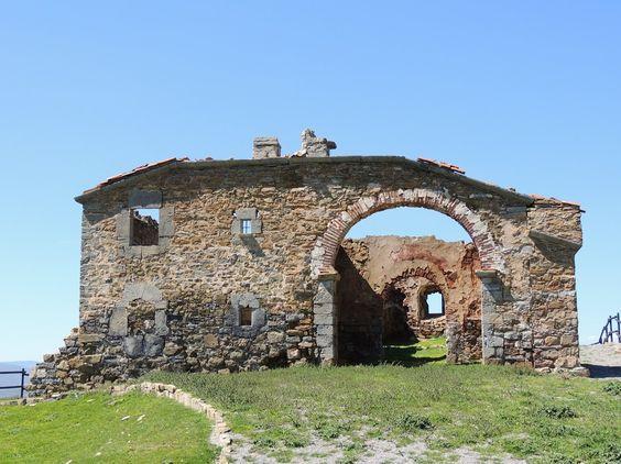 Paisajes de La Rioja Ruinas