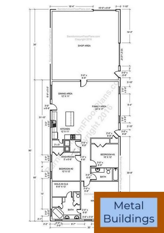 60 X 80 Metal Building One Contractor S Search For Perfection And