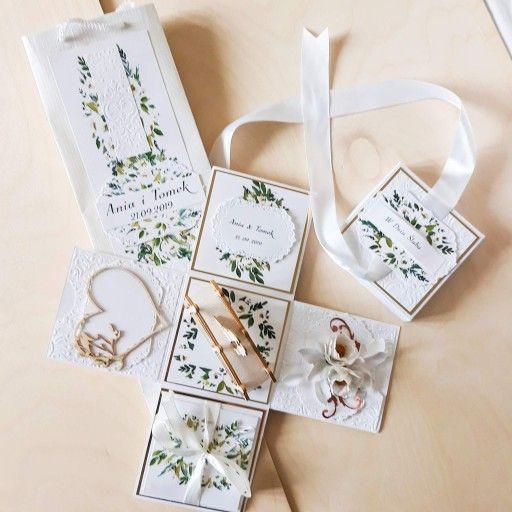 Pamiatka Chrztu Exploding Box Dla Dziewczynki 24h 9330930509 Oficjalne Archiwum Allegro Wedding Gift Money Wedding Anniversary Cards Wedding Cards