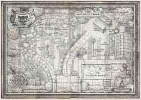 Whiskas: The Garden Outback Map