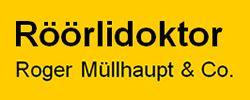 Röörlidoktor Roger Müllhaupt & Co., Kanalreinigung, Oberdürnten, Rohrreinigung, Ablaufreinigung, Entstopfung, Notfallservice, Zürich Oberland