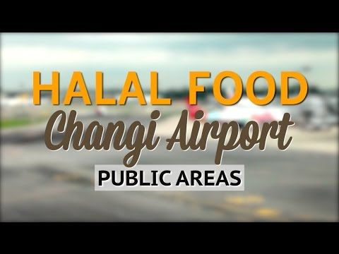 There Are Many Halal Food Restaurant Options At Singapore S Changi Airport From Indian Chinese International Cui Halal Recipes Halal Food In Singapore Halal