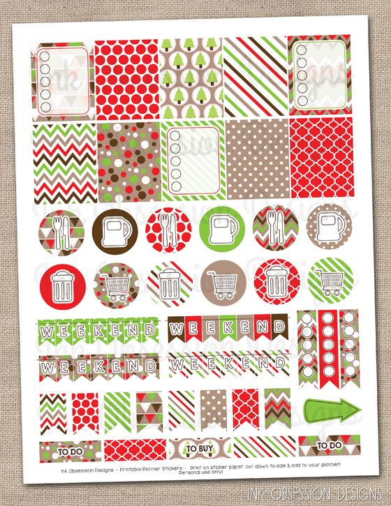 Planner stickers, Planners and Stickers on Pinterest
