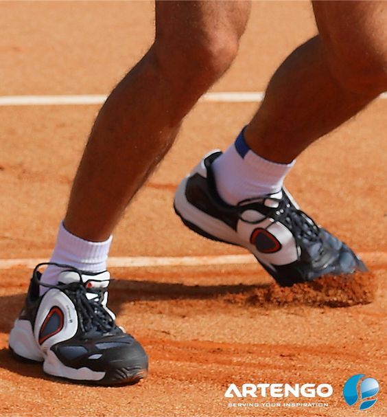 Artengo TS860 Shoes ! For REGULAR TENNIS players who play on all ...