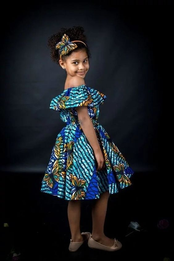 The Most Amazing Ankara Outfit For Kids 2019   African