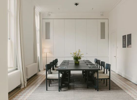 Events Spaces August Antwerp Renting A House Meeting Room Room
