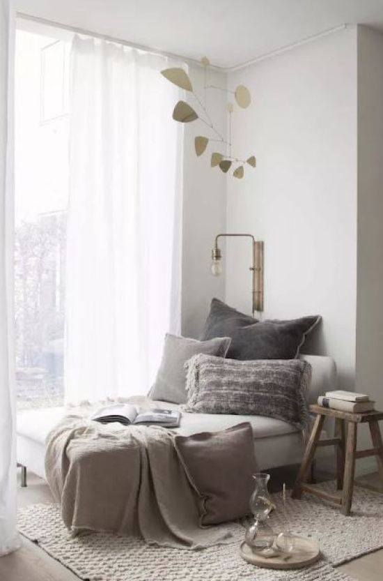 11 Cozy Reading Nook Ideas For Small Spaces Society19 In 2020 Small Living Rooms Small Living Room Cozy Reading Nook #nook #ideas #living #room