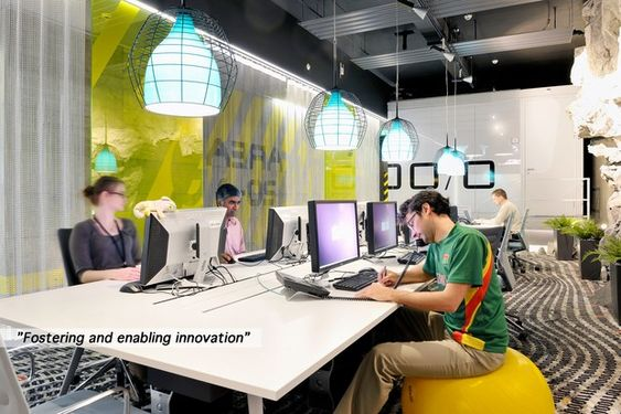 Imaginative google office of zurich offices google for Google office interior designs pictures