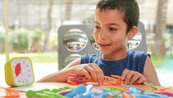 10 outils pour faciliter le quotidien d'un enfant dyspraxique