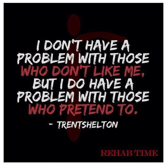 Trent Shelton #rehab time