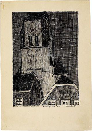 Josef ALbers, 1911