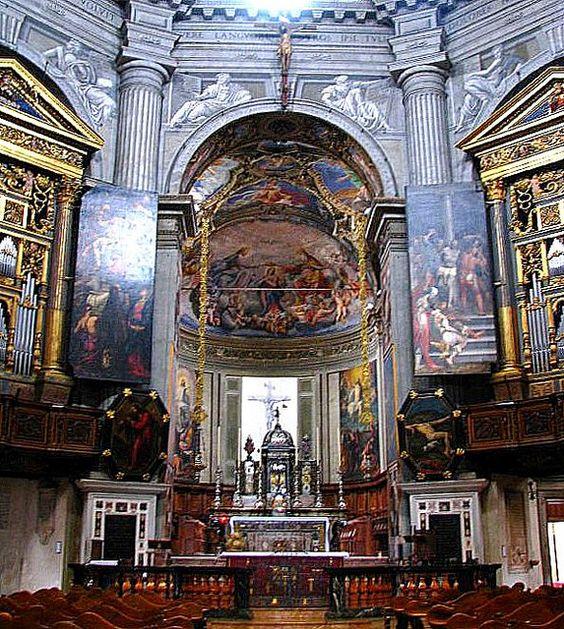 Della Passione Conservatorio ~ Milano, Italy