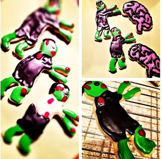 Zombies! #cheapcookiecutters