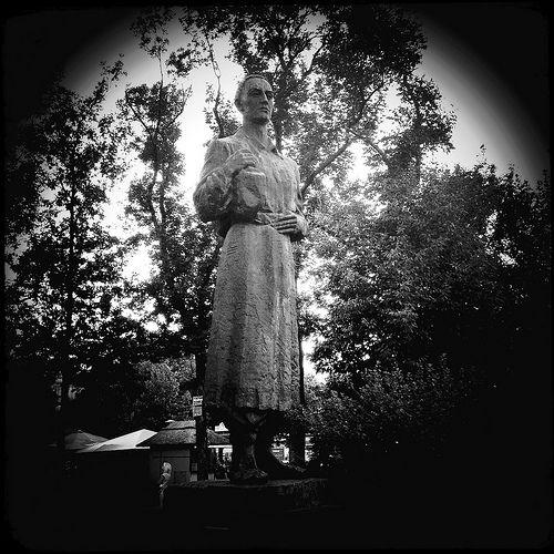 Сковорода (Monument to Grigory Skovoroda) ver.1