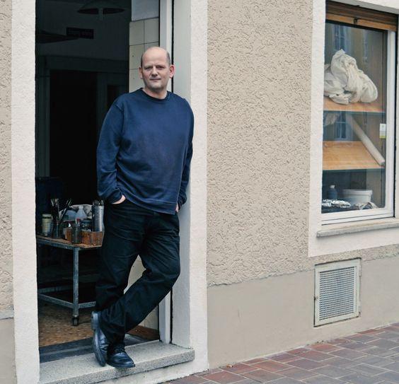 Vielen Dank für das Interview, Stefan Wanzl-Lawrence! #studiostories #startyourart #stefanwanzllawrence www.startyourart.de