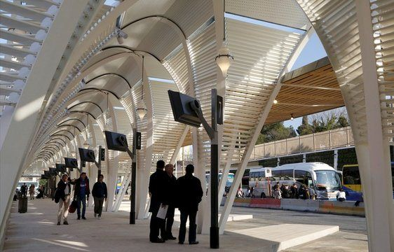 Aix : la nouvelle gare routière cette fois, c'est la bonne