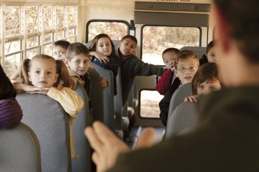 Does your child have trouble on the school bus?