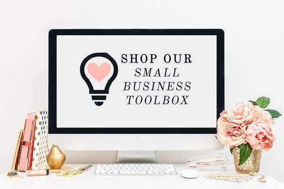 Shop the Brand Candi Small Business Toolbox | BRAND CANDI offers custom & premade logos, website design, premade templates, media kits and other small business tools that are perfect for creative entrepreneurs & small business owners. We offer also offer branding kits, social media accessories, packaging, custom marketing materials and so much more!