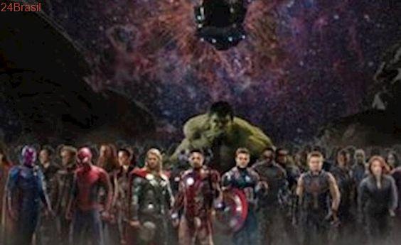 'Vingadores: Guerra Infinita' será o filme MAIS CARO da história