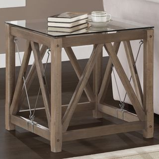 cable end table by i love living sofa end tables