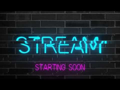 Stream Starting Soon Template Youtube Logo Design Art Youtube Banner Design Templates