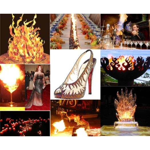 Theme Thursday: Fire and Flame