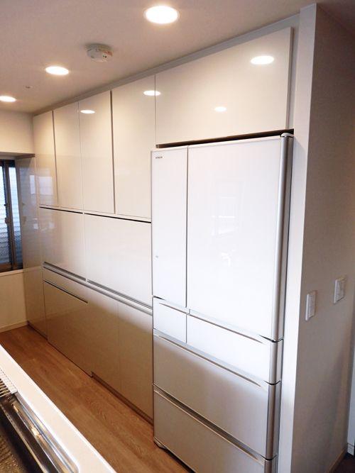 食器棚 サイズ W3158 D550 H2255 家具本体税抜き価格 538 000 主