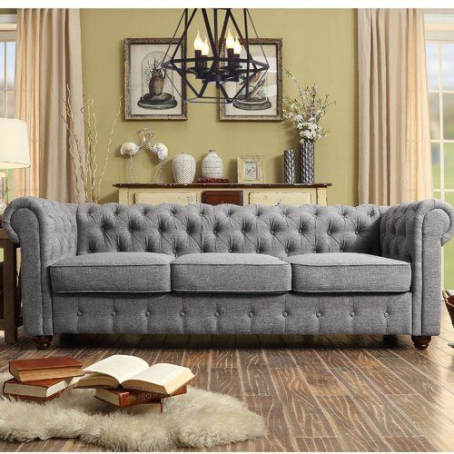 Quitaque Chesterfield Sofa Living Room Furniture Sale Sofa