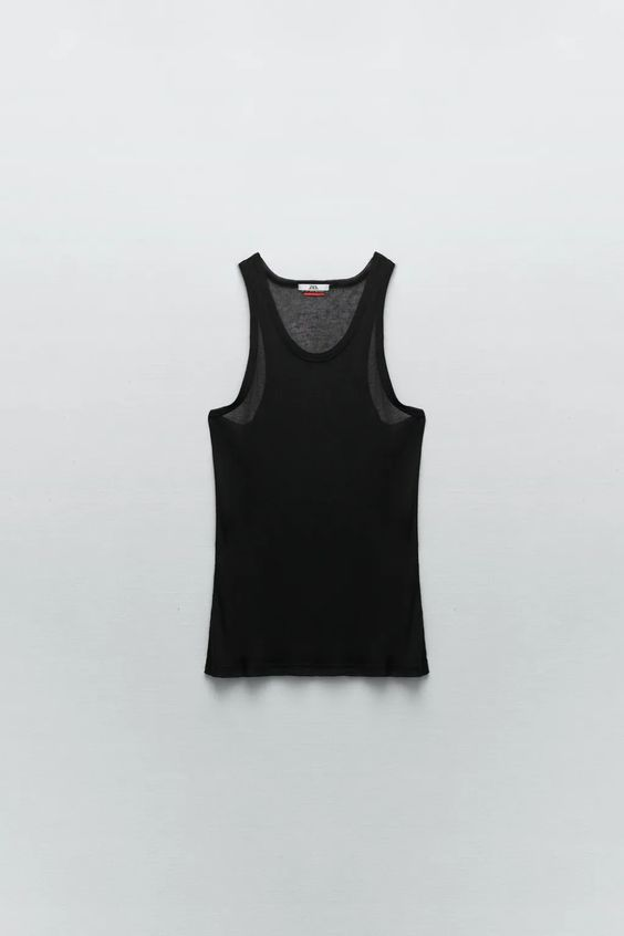 CHARLOTTE GAINSBOURG COLLECTION TOP Zara