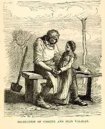 Rencontre cosette et marius