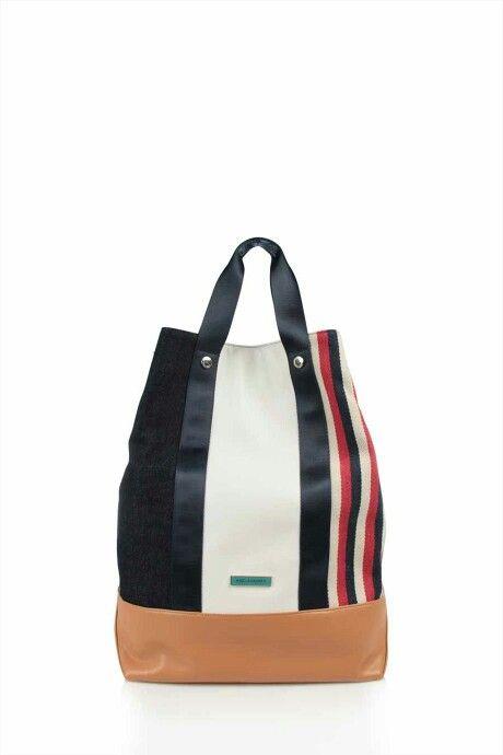 Bolsa - mochila para los más marineros.