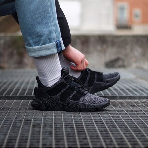 Adidas Prophere Black BLACK CQ2126 | Sapatos, Shopping dubai