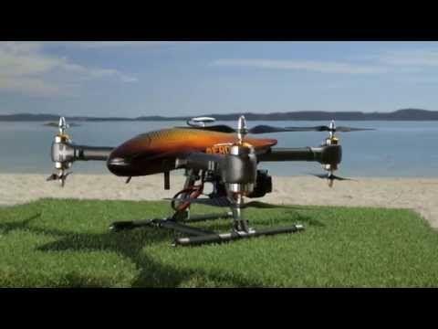 Aerokontiki world 39 s most advanced kontiki drone fishing for Best drone for fishing