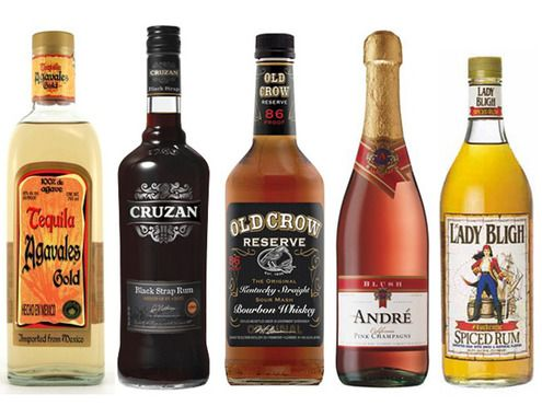 Best Cheap Booze 2011