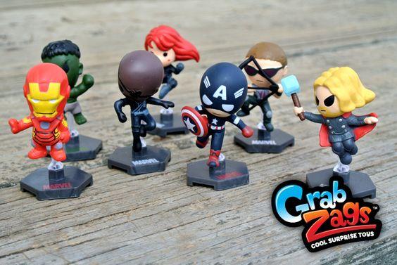 Marvel Avengers Assemble!