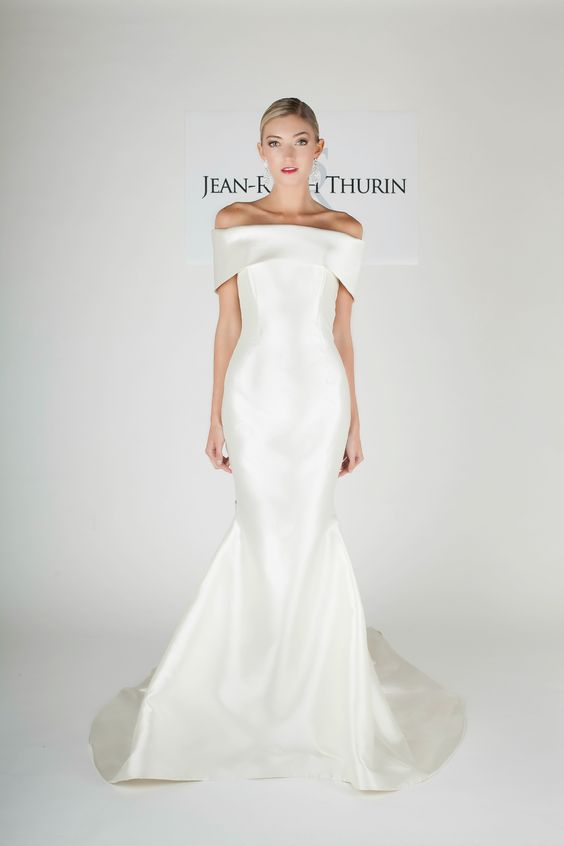Jean-Ralph Thurin Fall 2015 Wedding Dresses