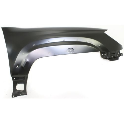 2006-2009 Toyota 4Runner Fender RH, Steel