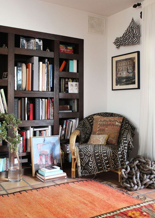 I'd love to find a bookcase like this