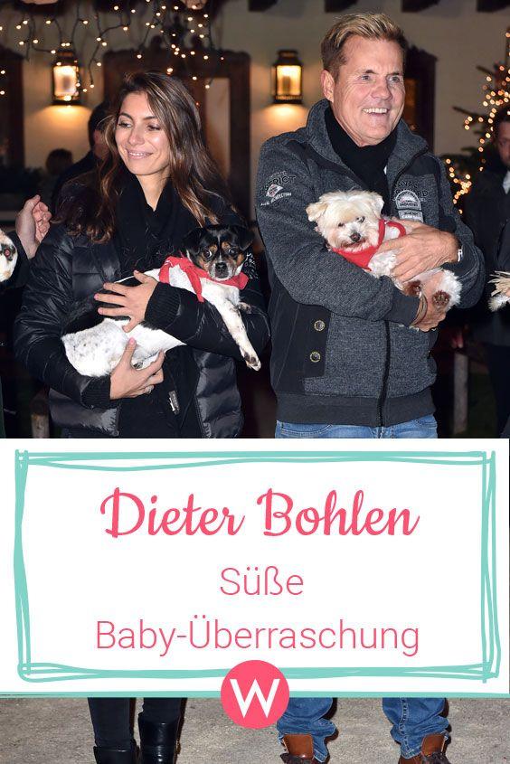 Dieter Bohlen Carina Zuckersusse Baby News Baby News Dieter Bohlen Bohlen