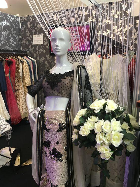 #mannequin #exhibition #asianbridelive