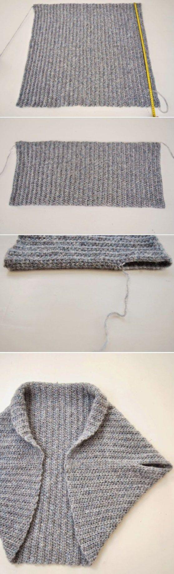 Easy Bolero Knitting Pattern : Easy Shrug Knitting Patterns Patterns, Knitting and ...