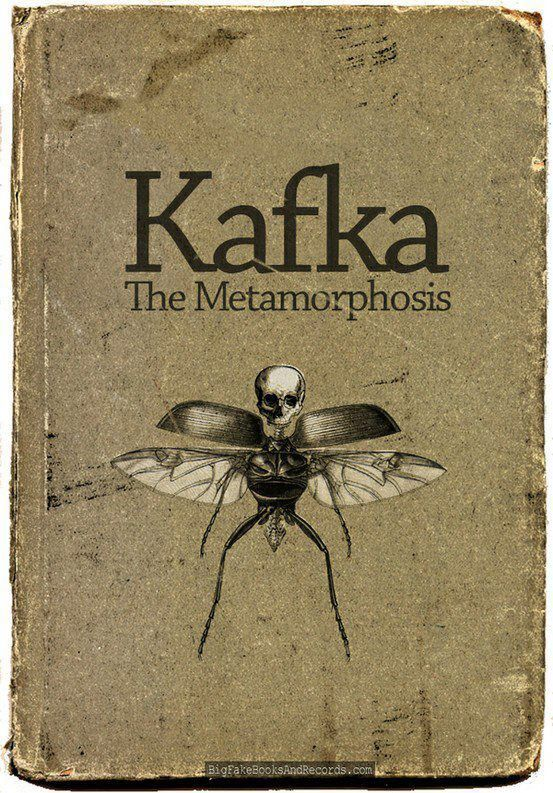 Kafka, The Metamorphosis