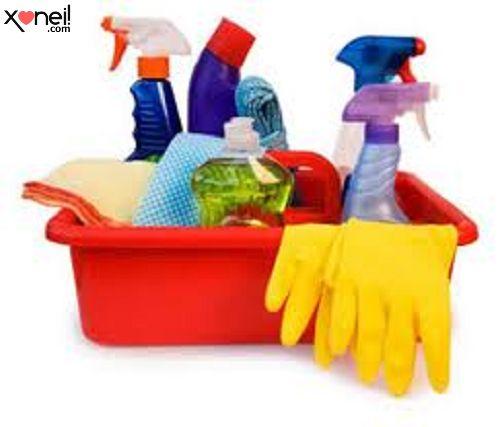 10 dicas de limpeza