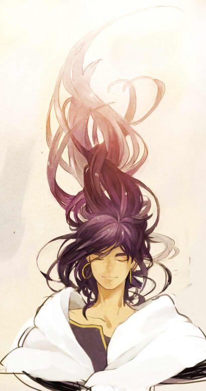Sinbad (シンドバッド) - Magi: The Kingdom of Magic and Magi: The Labyrinth of Magic □■