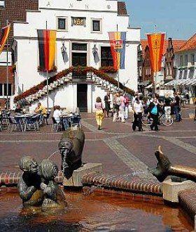 Rathaus in Lingen, © Lingen Wirtschaft und Tourismus