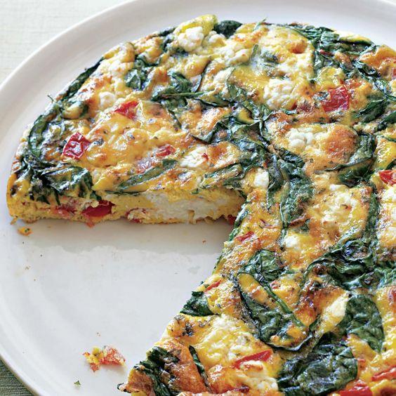 Egg recipes, Easy egg recipes and Feta on Pinterest