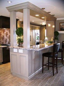 kitchen pillar designs | design moe kitchen bath heather moe designer kitchen bath designers